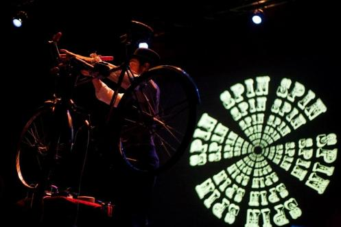 SPIN - circular spins