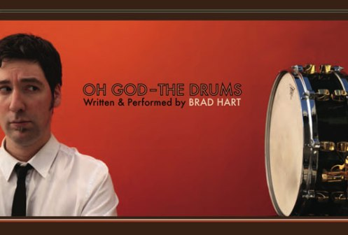 OH GOD – THE DRUMS Postcard